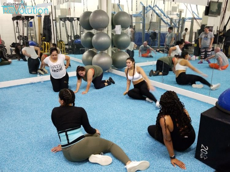 Get Curved Full Body Bootcamp Calisthenics Holistic Fitness Bootcamp