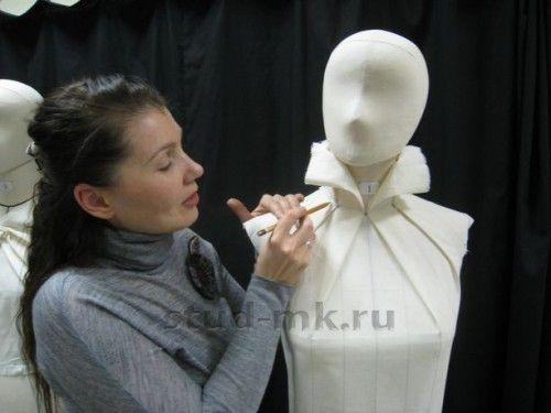 Студия Модного Кроя - Будни студии