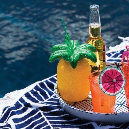 tropisches trinkgef mit deckel und strohhalm tropical island design3000 tropisch und. Black Bedroom Furniture Sets. Home Design Ideas