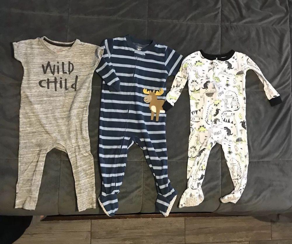 3fa91737a Boys Cat And Jack Carters Pajamas Size 18 M  fashion  clothing ...