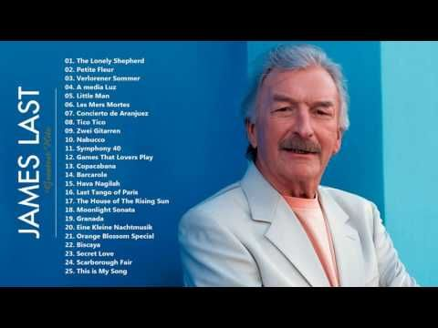 James Last Greatest hits The Best World Instrumental hits