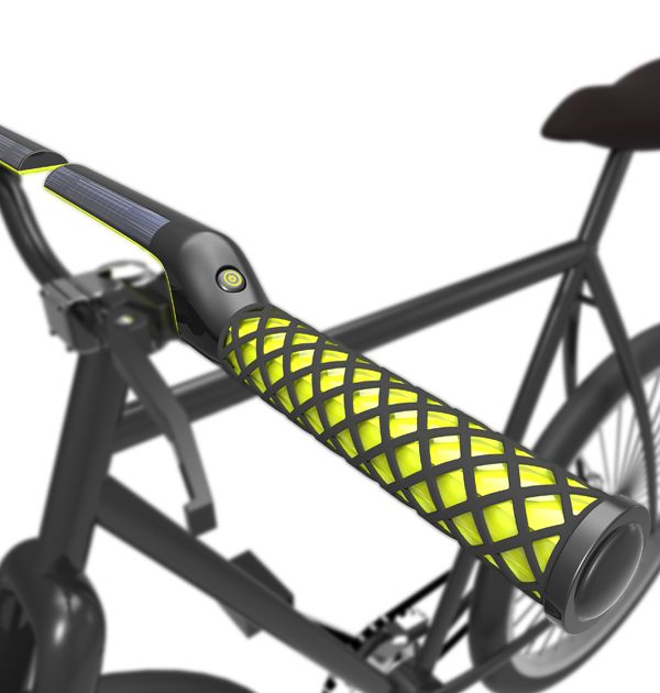 X Ing Cooling Heating Bicycle Grips By Jin Won Heo Sung Jin