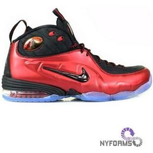 new product d1c65 1c135 Nike Air 1 2 Cent Penny Hardaway Cranberry