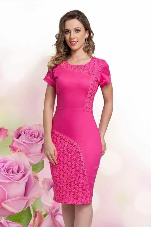 Rosa fuscia | léxico | Pinterest | Clothes, Vestidos and Dress suits