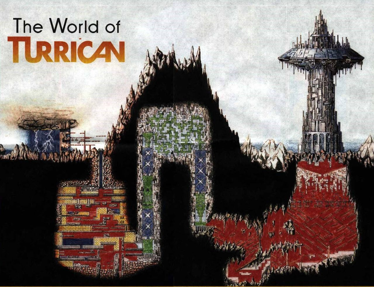 The World of Turrican