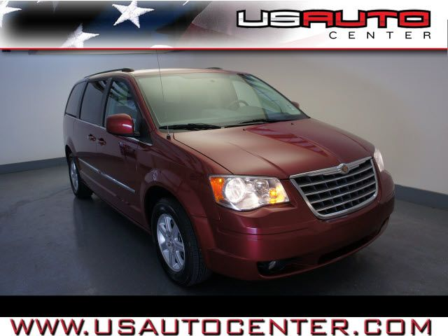 2010 Chrysler Town And Country Touring At Us Auto Center In Bixby