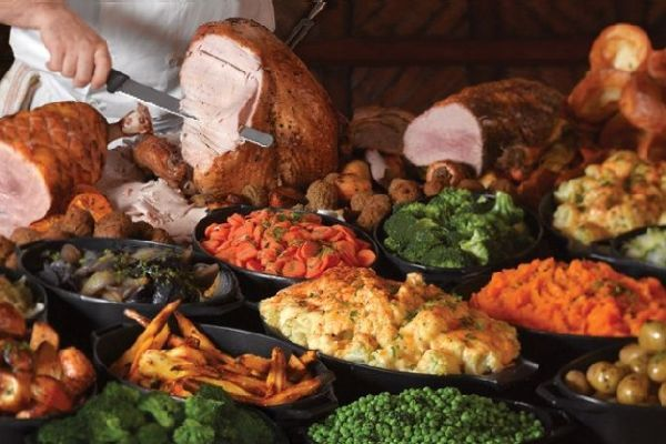 Toby Carvery - Buffet style carvery in a old style pub ...