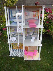 Maison de barbie, c'était celle là !!!   Maison barbie, Barbie, Maison