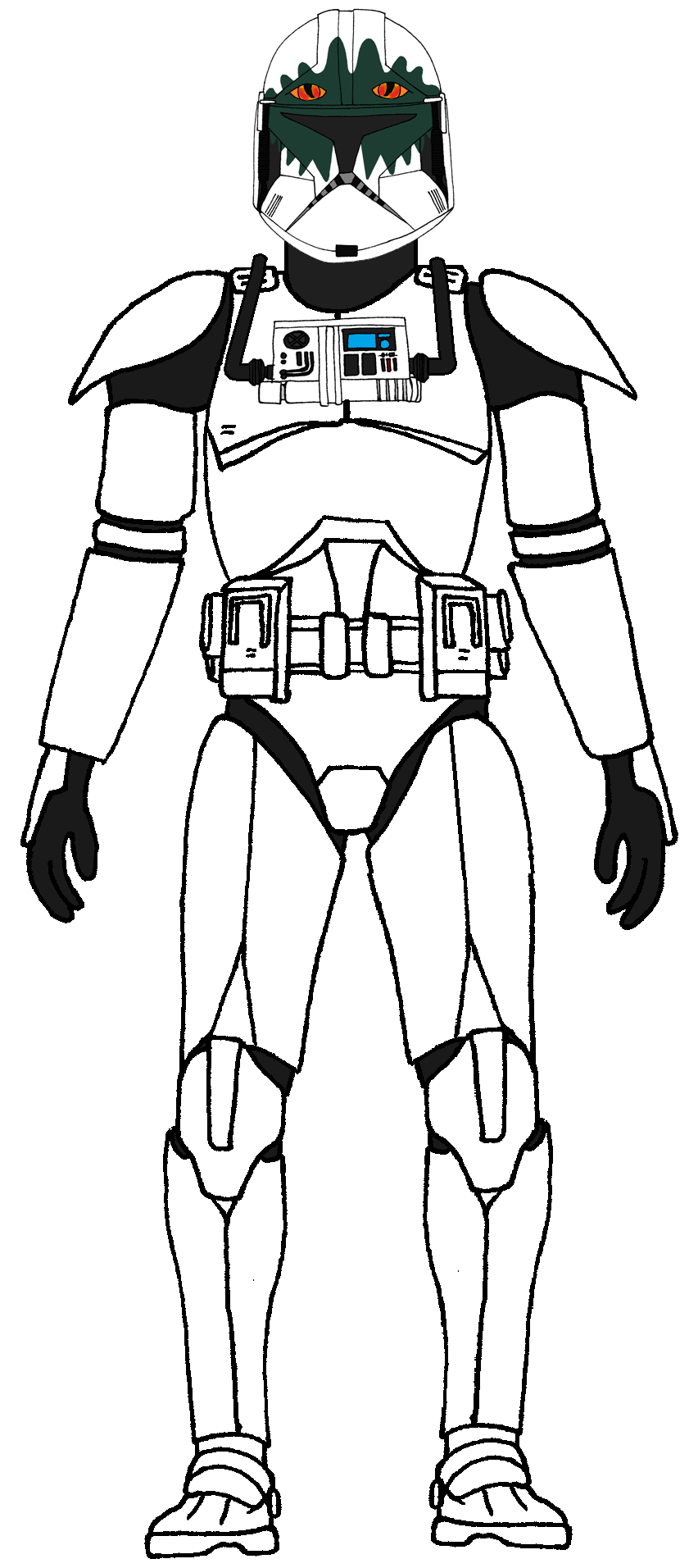 clone trooper ausmalbilder  best style news and inspiration