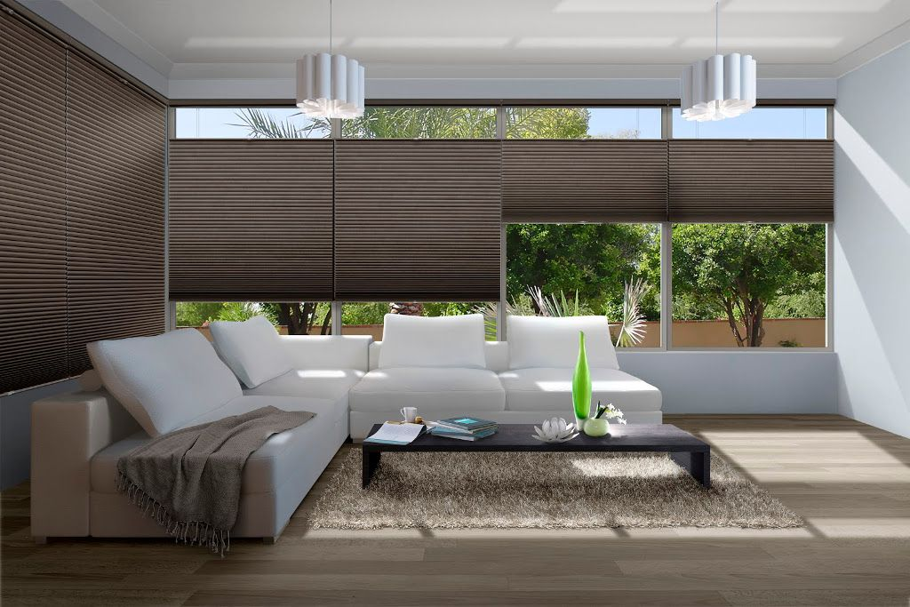 Stem je buitenzonwering gemakkelijk of op je raamdecoratie met de