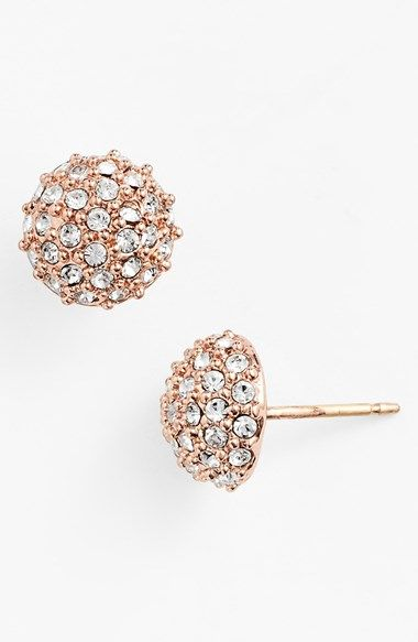 Kate Spade New York Night Lounge Stud Earrings Available At Nordstrom Gold Not