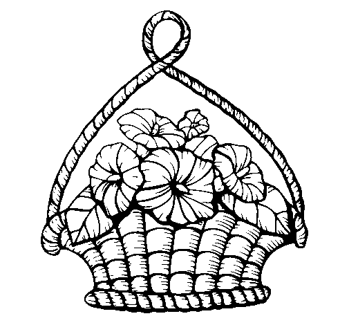 May Flowers Coloring Pages 908e8d0c077d57549fc02f4c22d8855dpng