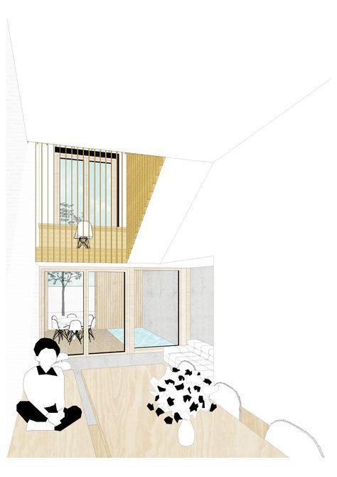 Architect Lieve Ver Meieren Ir Architect Very Strong Conceptual