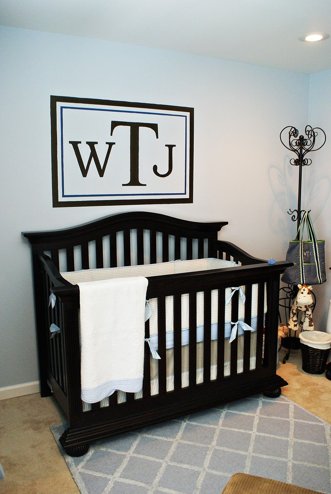 Sweet Baby Boy Nursery Baby Boy Rooms Sophisticated Baby
