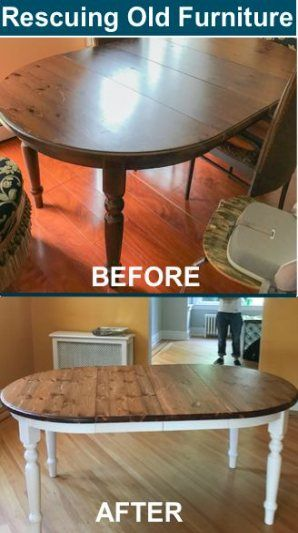 Photo of Refurbished furniture table kitchens dining rooms 43+ Ideas