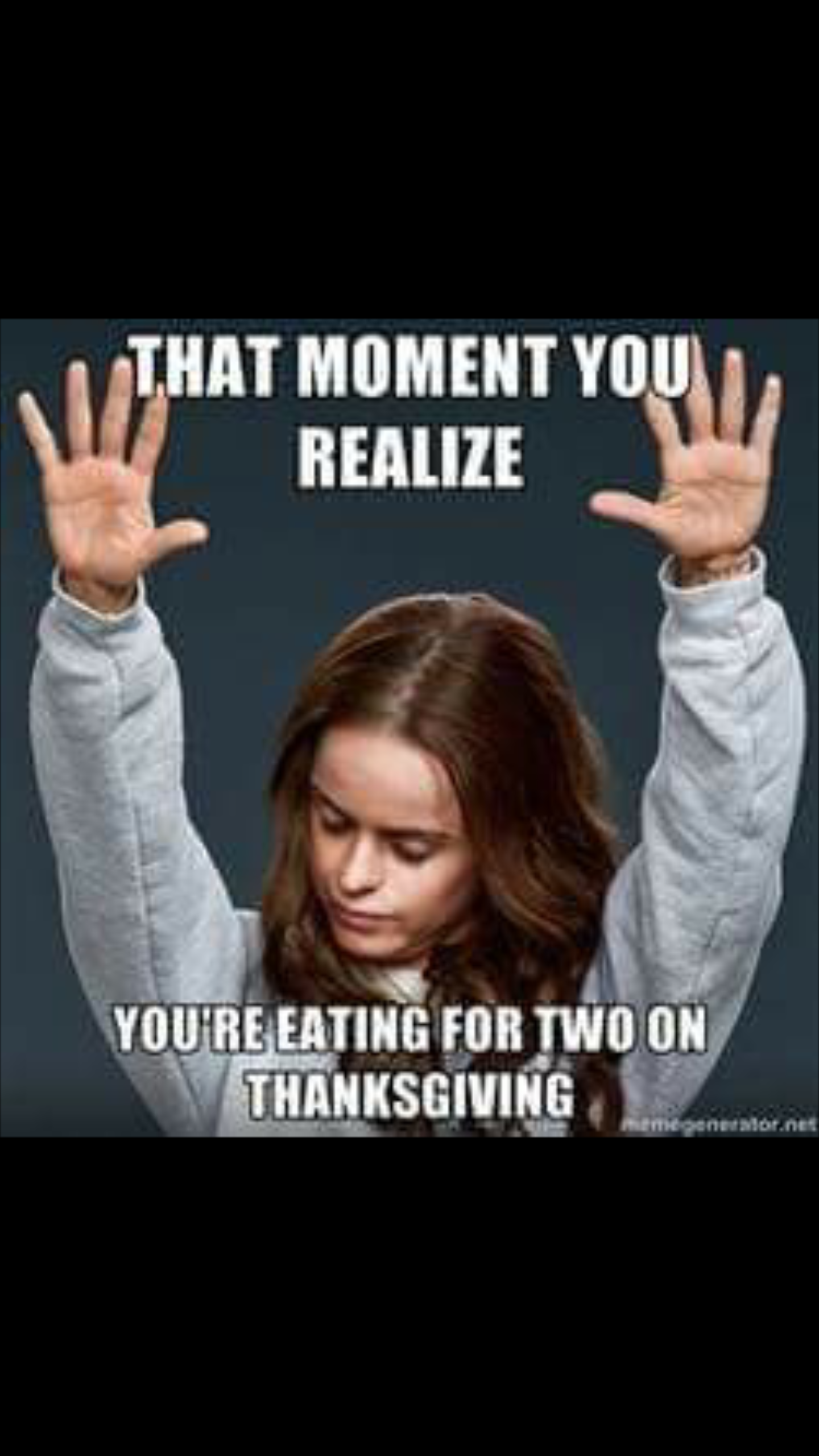 Fashion style Meme Thanksgiving pictures for girls