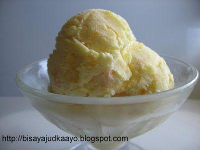 Inato Lang Filipino Cuisine And More Mais Con Queso Ice Cream Sweet Corn With Cheese Ice Cream Ice Cream Cold Desserts Cream