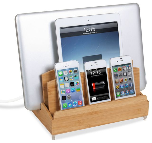 Ultra Charging Station   Zen Modern Home Office Accessories