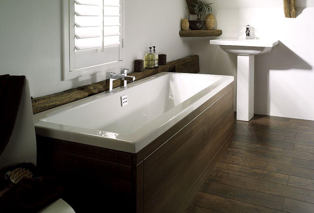Carrera Double Ended Bath from Frontline Bathrooms | Condo bathrooms ...