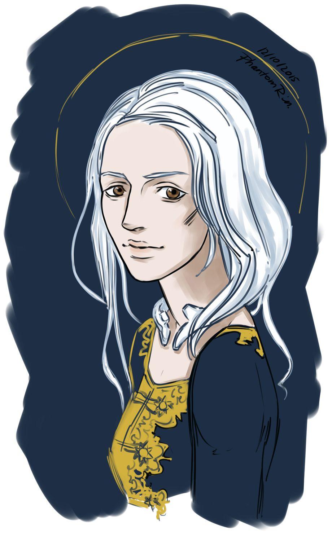 Alina, the little Saint (the Grisha trilogy by Leigh Bardugo