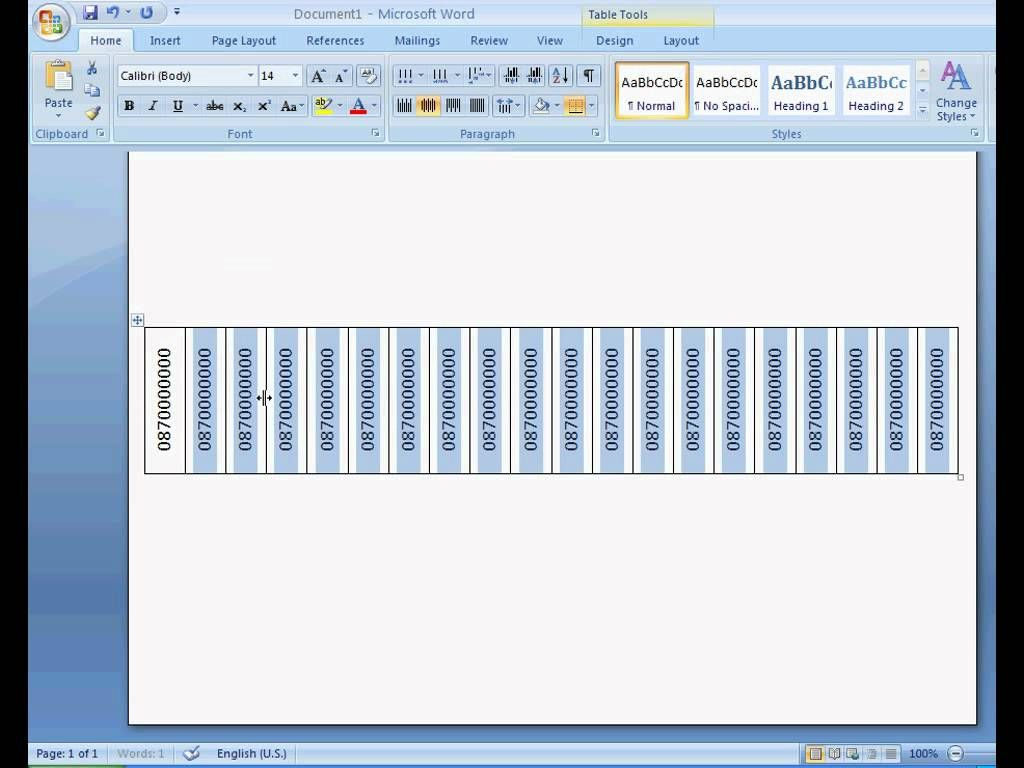 create flyer with tear off tabs in word 2007 event dinner planning