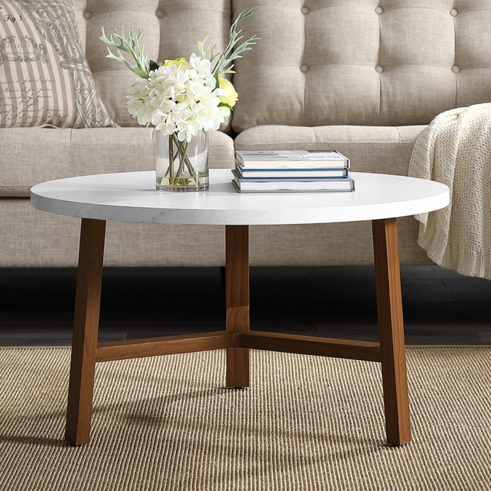 1960s Mid Century Modern Round Walnut Coffee Table For Sale Image 9 Of 9 Round Coffee Table Modern Walnut Coffee Table Modern Round Walnut Coffee Table [ 1600 x 1600 Pixel ]
