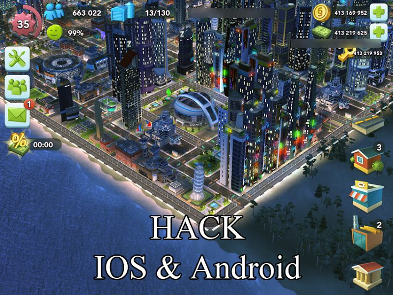 Simcity Buildit Hack Get 999 999 Simcash And Simoleons Tutorial 100 Undetectable Simcity Simcity Buildit Hack Simcity Buildit Simcity Buildit Cheats