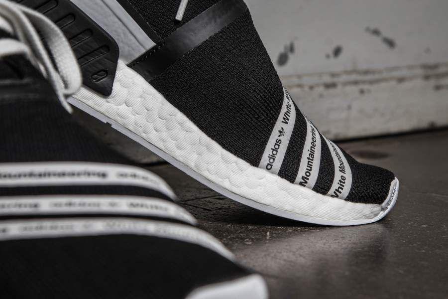 low priced c240e 3c884 adidas - x White Mountaineering NMD R2 PK (black / white ...