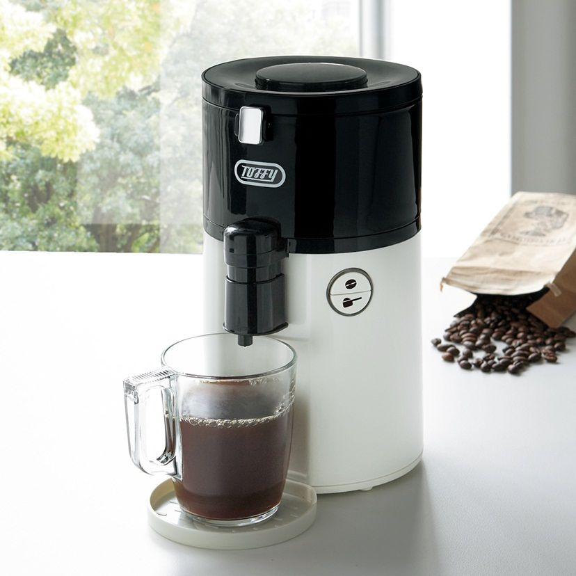 ディノス Dinos オンラインショップ こちらはtoffy トフィー 全自動ミル付きコーヒーメーカーの商品ページです 商品の説明や仕様 お手入れ方法 買った人の口コミなど情報満載です コーヒーメーカー トフィー ディノス