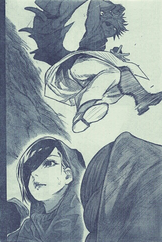 Tokyo Ghoul :re Spoilers & RAW Chapter 152 – Read Tokyo Ghoul re & Tokyo.  東京グール ...