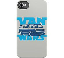Van Wars iPhone Case by synaptyx