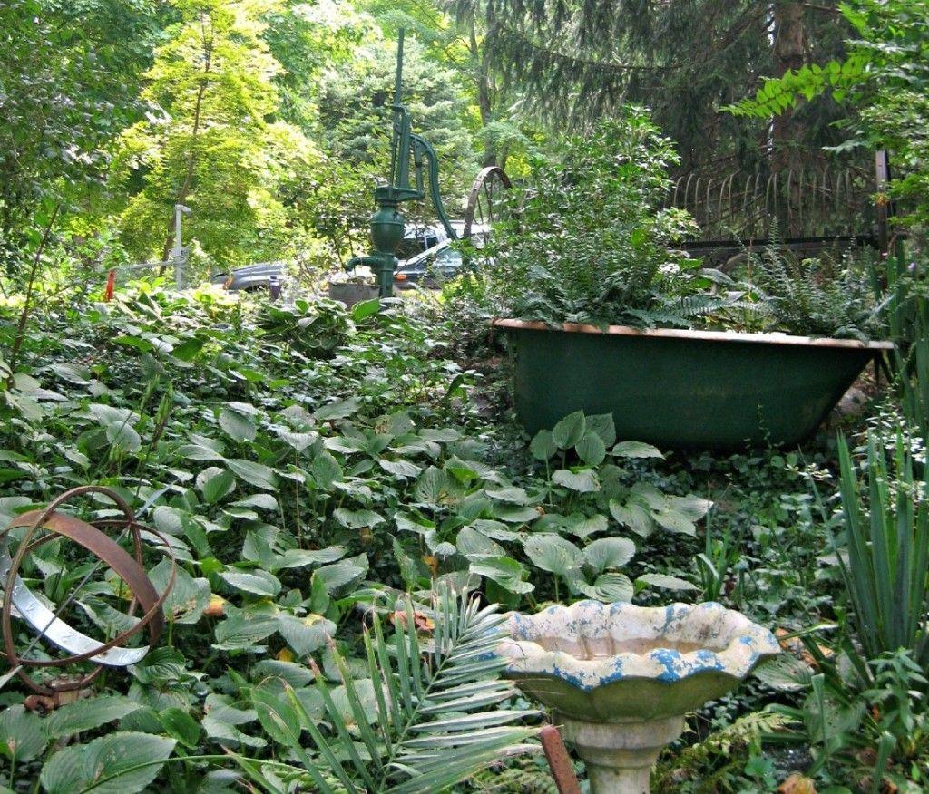 Gardening With Antiques Steampunk-garden-7