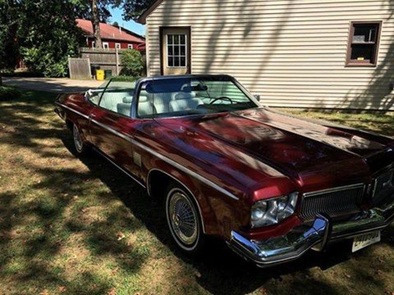 1973 Oldsmobile Delta 88 Royale (NJ) - $16,000 Please call Anthony ...