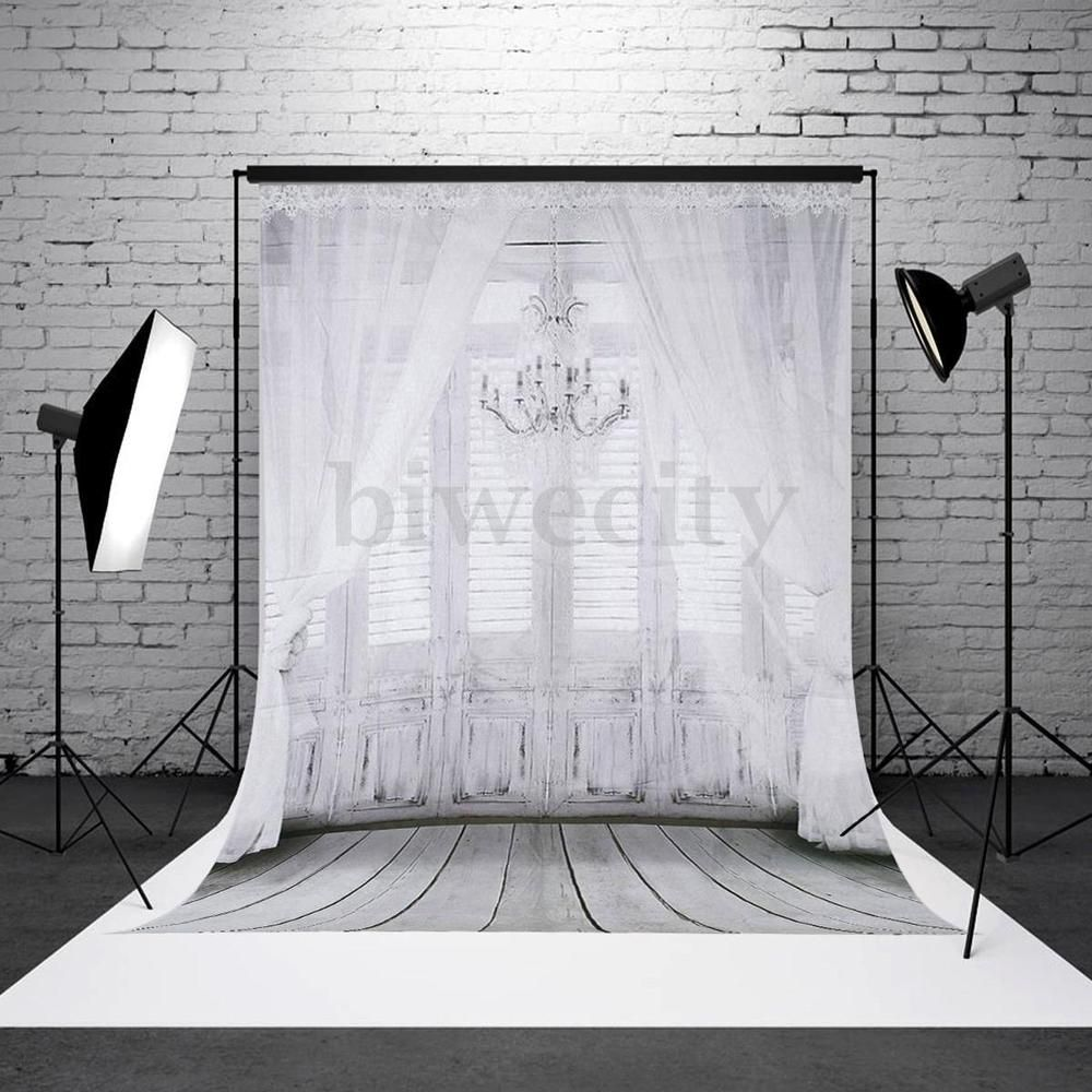 3x5ft flower wood wall vinyl background photography photo studio props - 3x5ft Wood Grain Wall Floor Photography Photo Backdrop Background Studio Props