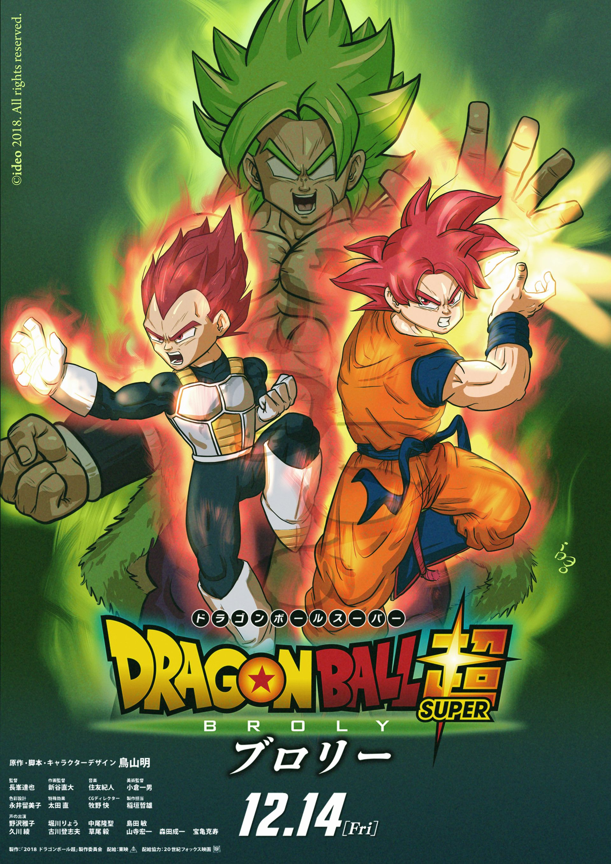 Dragonball Super Broly Stream