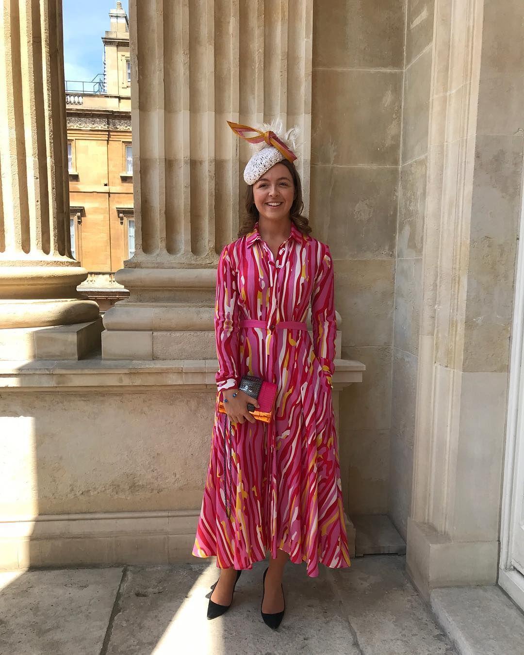 Znalezione obrazy dla zapytania Flora Ogilvy trooping the colour 2018 pinterest