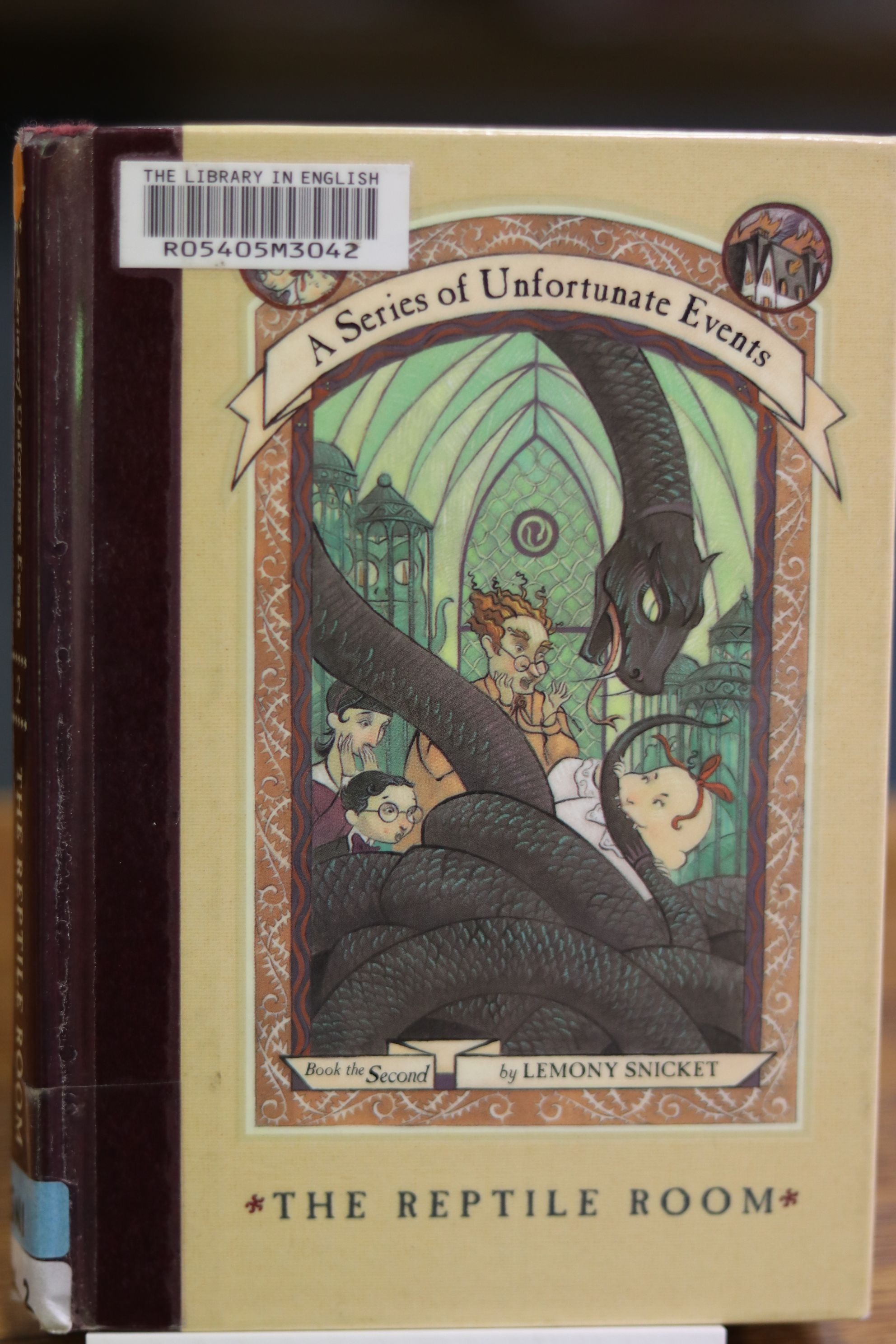 Lemony Snicket's A Series of Unfortunate Events, season