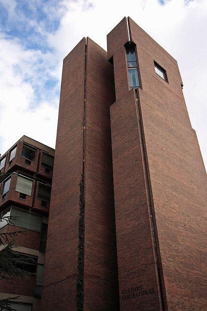 Richards medical research building louis kahn c utare for Louis kahn buildings