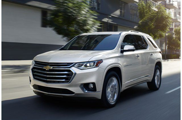 16 Roomiest Suvs For The Money In 2019 Chevrolet Suv Best Suv Chevrolet Traverse