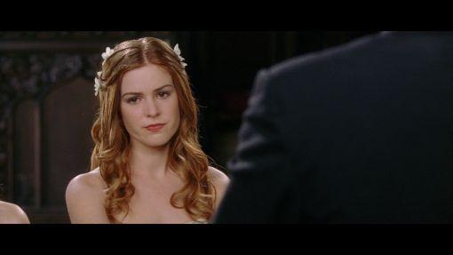 Isla Fisher S Character Gloria S Hair Wedding Crashers Rooftop Wedding Reception Wedding