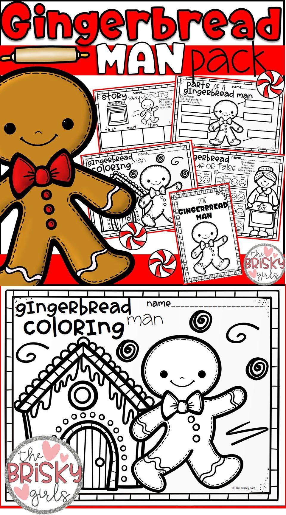 Gingerbread Man Activities In 2020 Preschool Christmas Activities Christmas Activities Gingerbread Man Activities [ 1728 x 960 Pixel ]