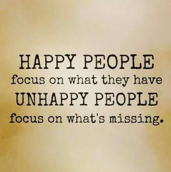 Happy vs unhappy people | Quotes | Unhappy people quotes ...