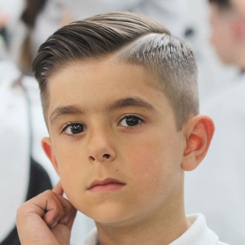 Boys Haircuts 14 Cool Hairstyles For Boys With Short Or: 25 Cool Boys Haircuts 2019