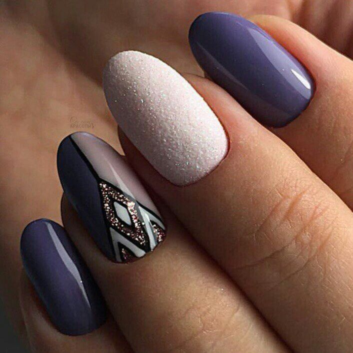 Pin de manuela cukijati en Nails | Pinterest | Diseños de uñas, Uñas ...