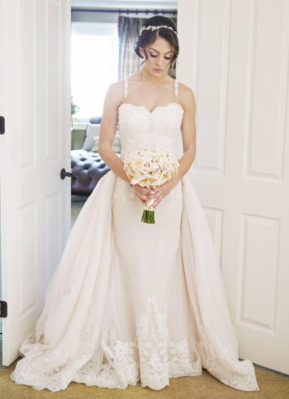 11 On Trend Wedding Dress Styles From Still White Romantic Wedding Gown Wedding Dress Trends Preloved Wedding Dresses [ 1285 x 930 Pixel ]