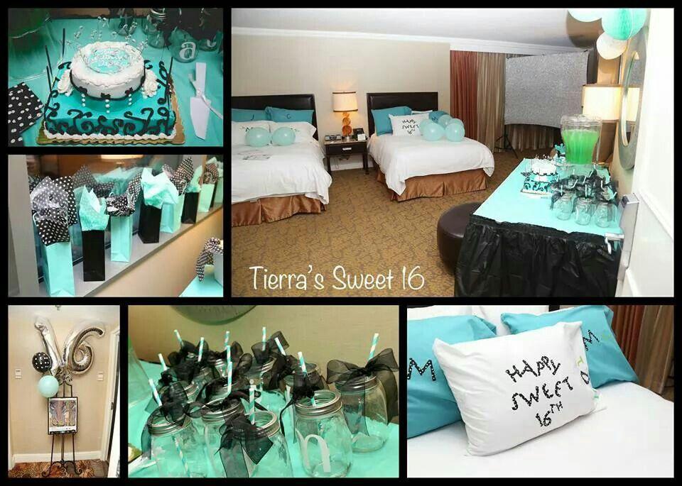 Hotel slumber party, mason jar ideas, iron- on pillow ...