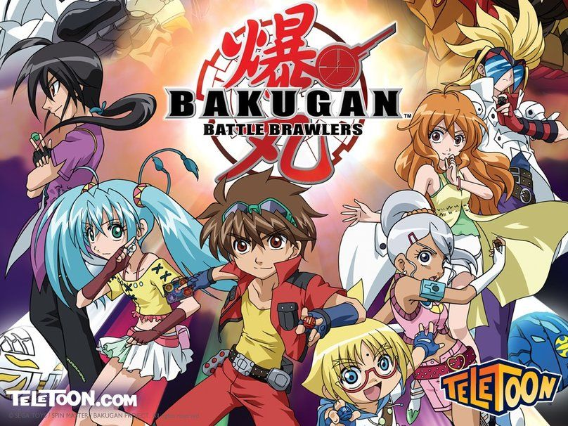 Bakugan Battle Brawlers Wallpaper Forwallpaper Com With Images