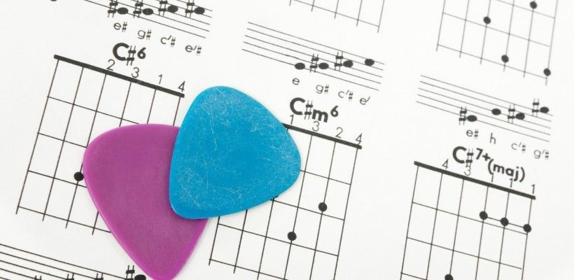Learn How to Read Guitar Chord Chart & Symbols | Learning Guitar ...