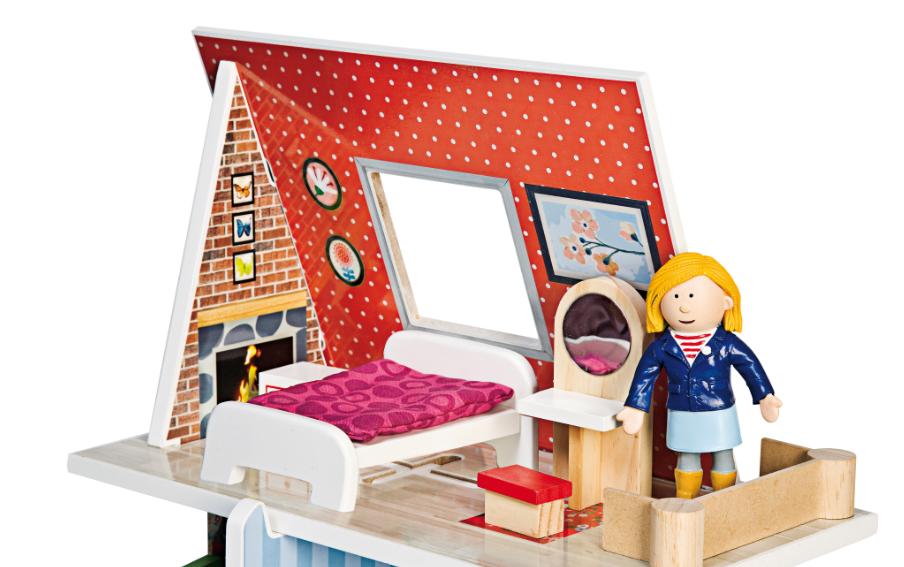 La mam de amanda recoge su habitaci n juguetes imaginarium casademu ecas imaginarium - Casa amanda imaginarium ...