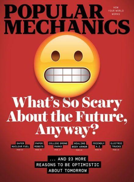 Popular Mechanics Subscription >> Popular Mechanics One Year Subscription Products Popular